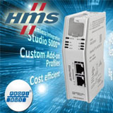 Новый шлюз EtherNet/IP - PROFIBUS DP Linking Device от HMS Industrial Networks